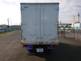 冷蔵冷凍車 ショート
