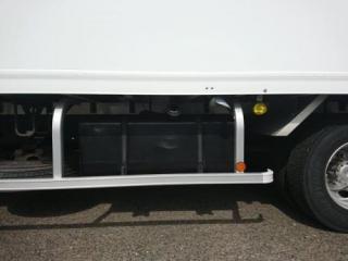 冷蔵冷凍車 ワイドロング パワーゲート付